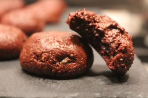 gluten free vegan cookie
